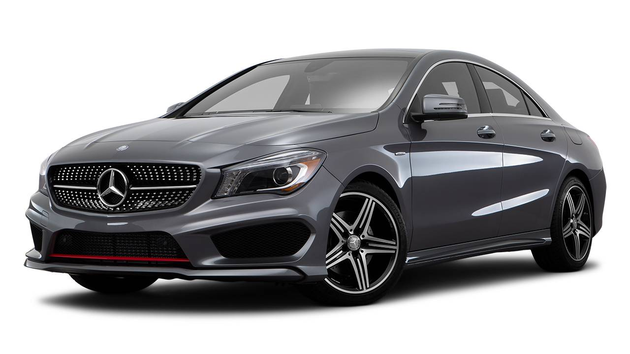 2018 Mercedes Benz CLA 250 Coupe Automatic AWD