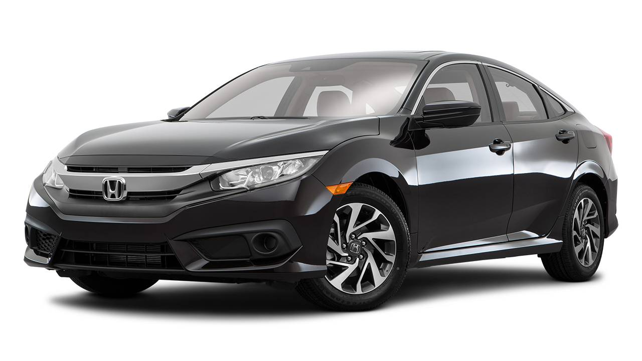 Lease A 2018 Honda Civic Lx Sedan Cvt 2wd In Canada