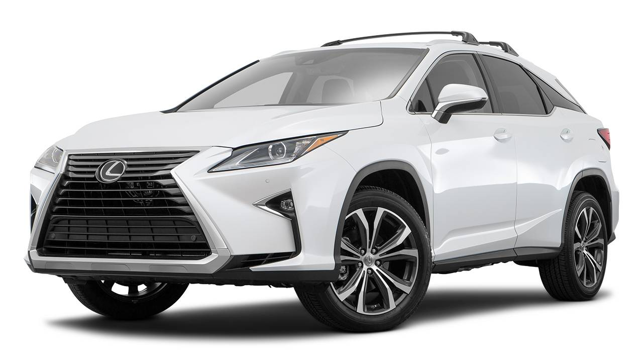 Lease A 2020 Lexus Rx 350 Automatic Awd In Canada Leasecosts Canada