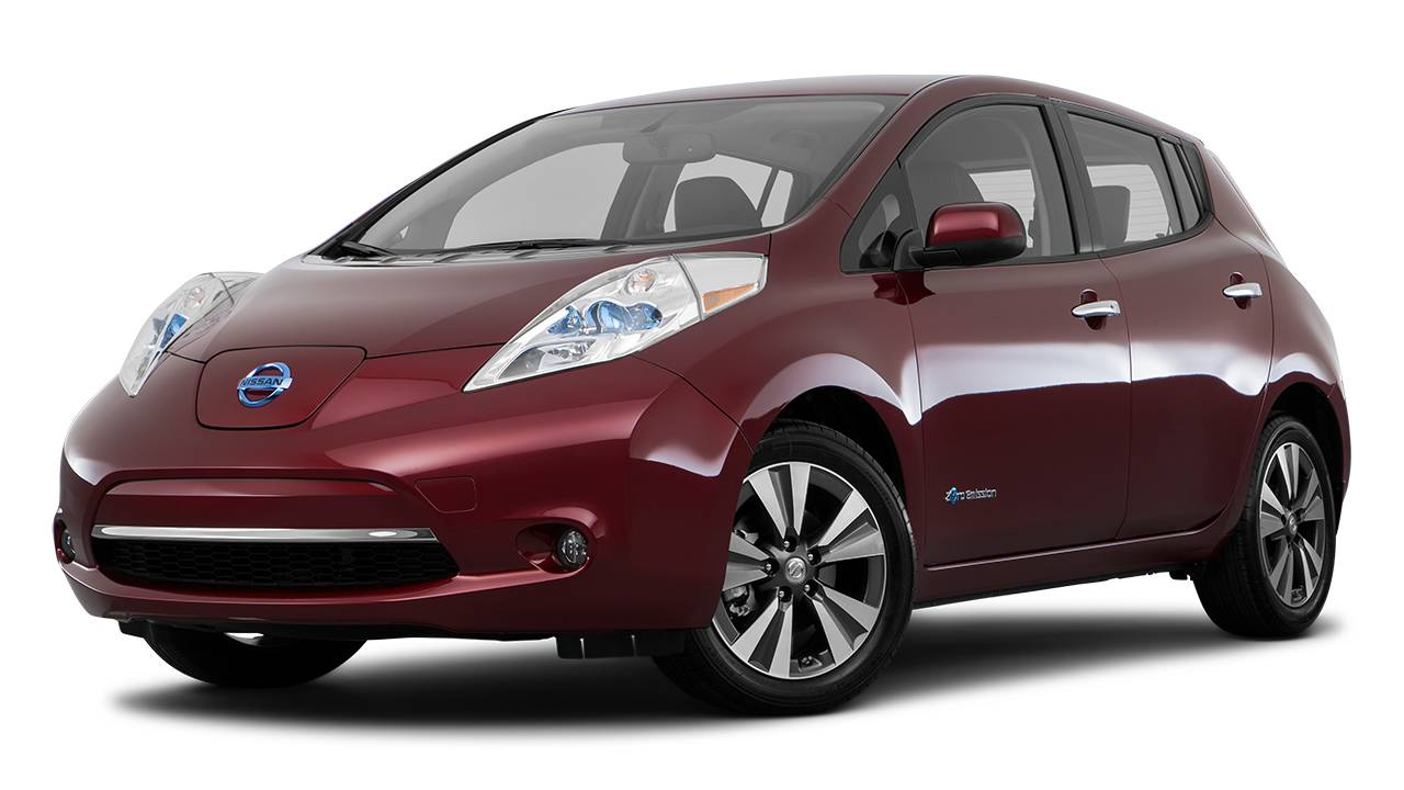 2019 Nissan Leaf S Electric CVT 2WD