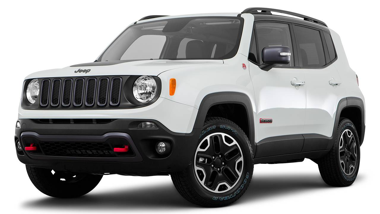 Lease a 2018 Jeep Renegade Sport Automatic 2WD in Canada ...