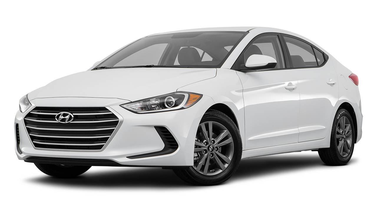 Lease A 2017 Hyundai Elantra Le Automatic 2wd In Canada