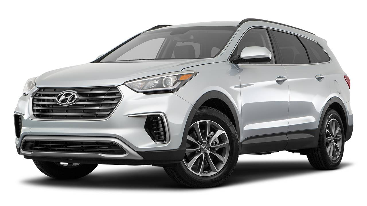 Lease A 2018 Hyundai Santa Fe Xl Automatic 2wd In Canada