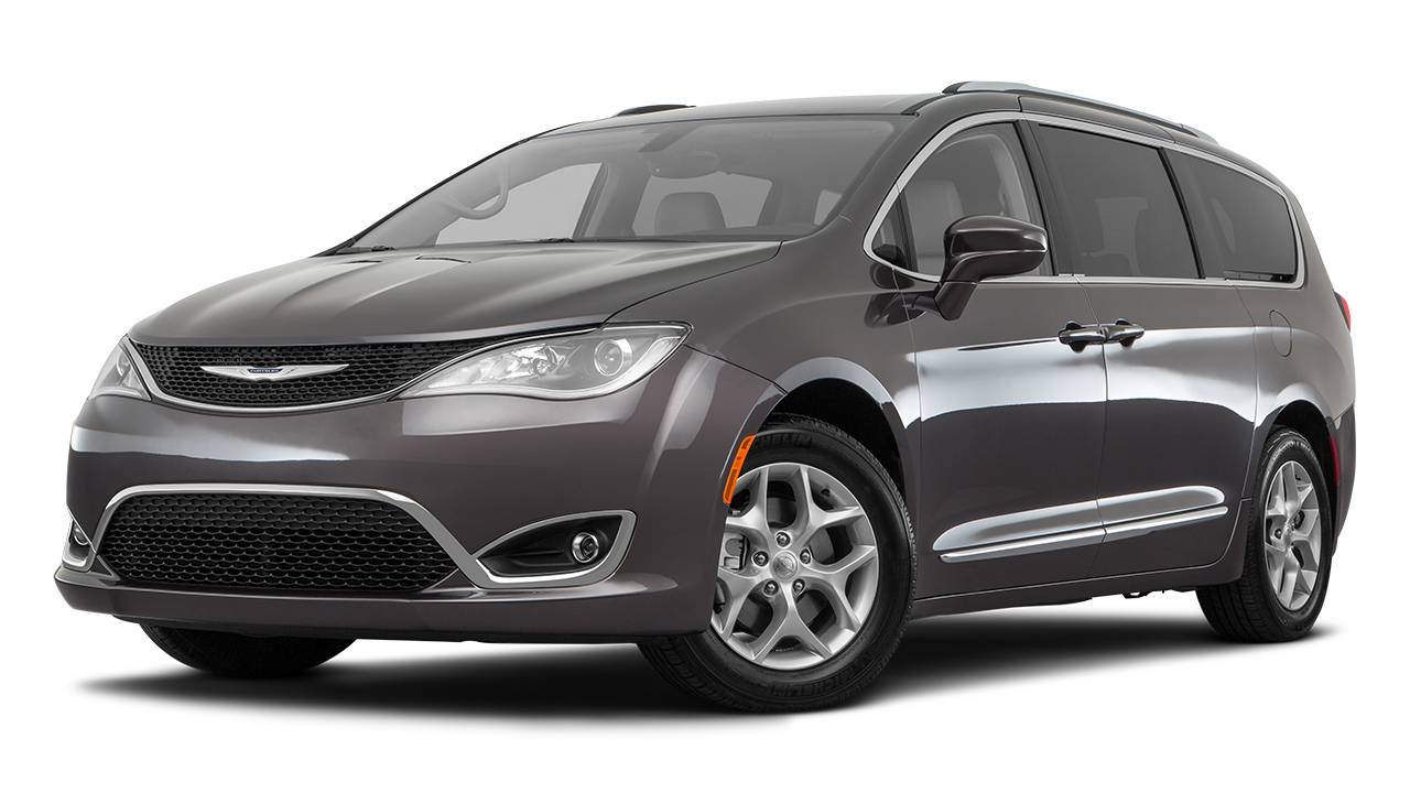 Lease A 2018 Chrysler Pacifica Touring L Automatic 2wd In