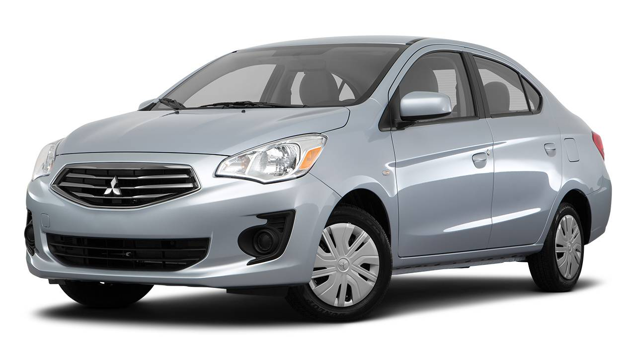 Lease A 2018 Mitsubishi Mirage G4 Manual 2wd In Canada