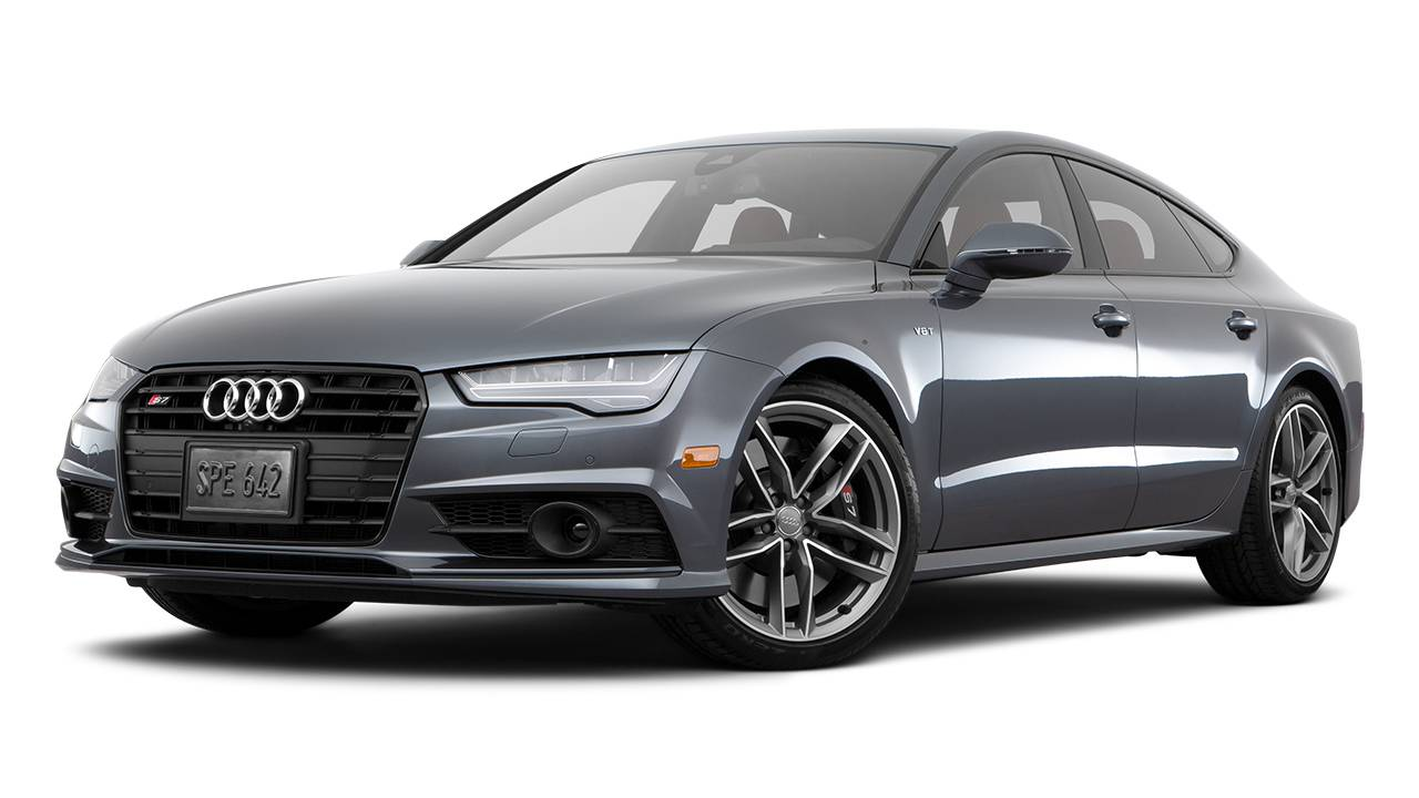 Lease a 2018 Audi S7 Sportback Automatic AWD in Canada | LeaseCosts