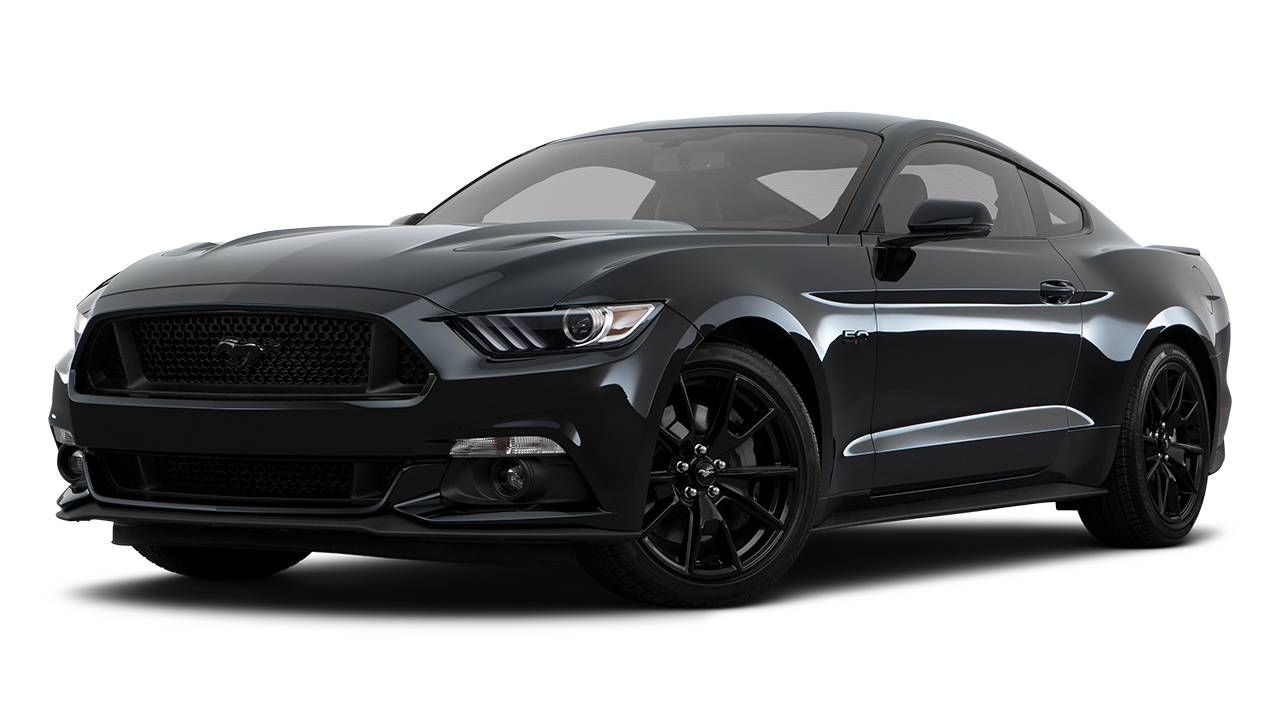 Lease A 2017 Ford Mustang V6 Fastback Manual 2wd In Canada