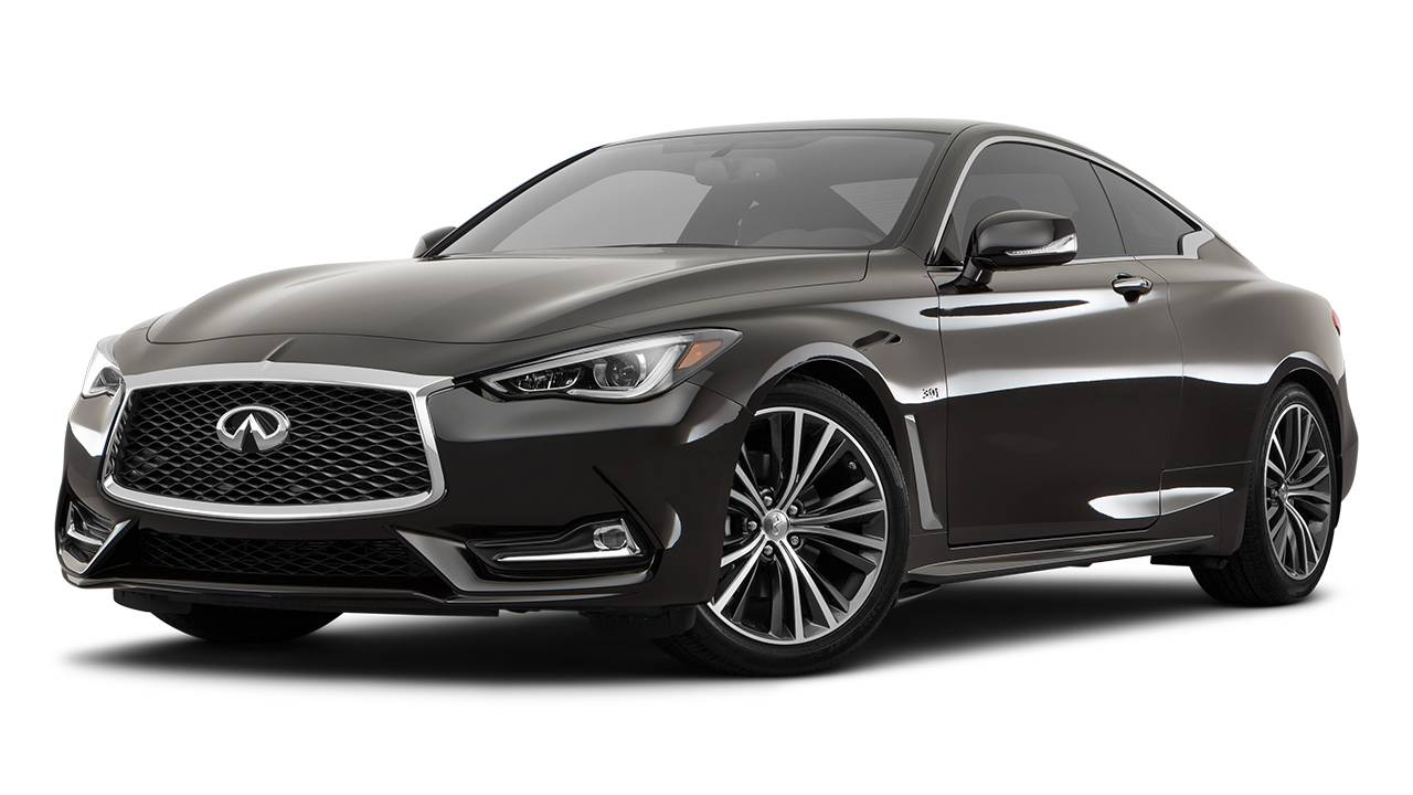 Lease A 2017 Infiniti Q60 2 0t Automatic Awd In Canada