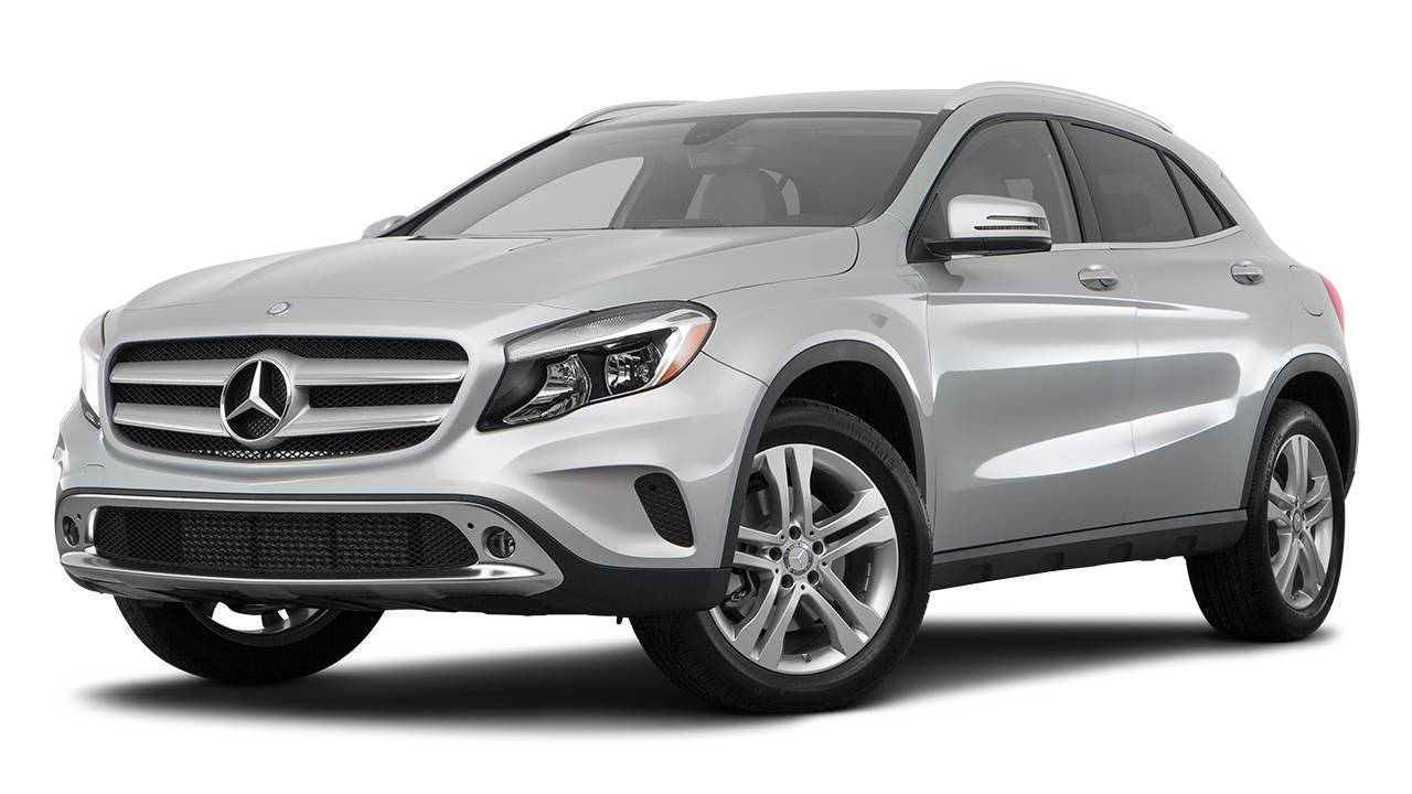 Lease a 2018 Mercedes-Benz GLA250 4MATIC Automatic AWD in ...