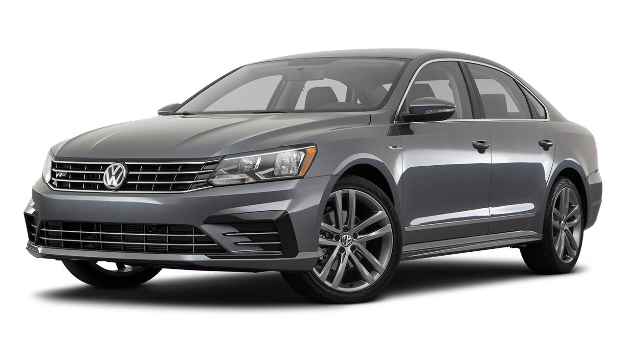 Lease A 2019 Volkswagen Passat Trendline Manual 2wd In
