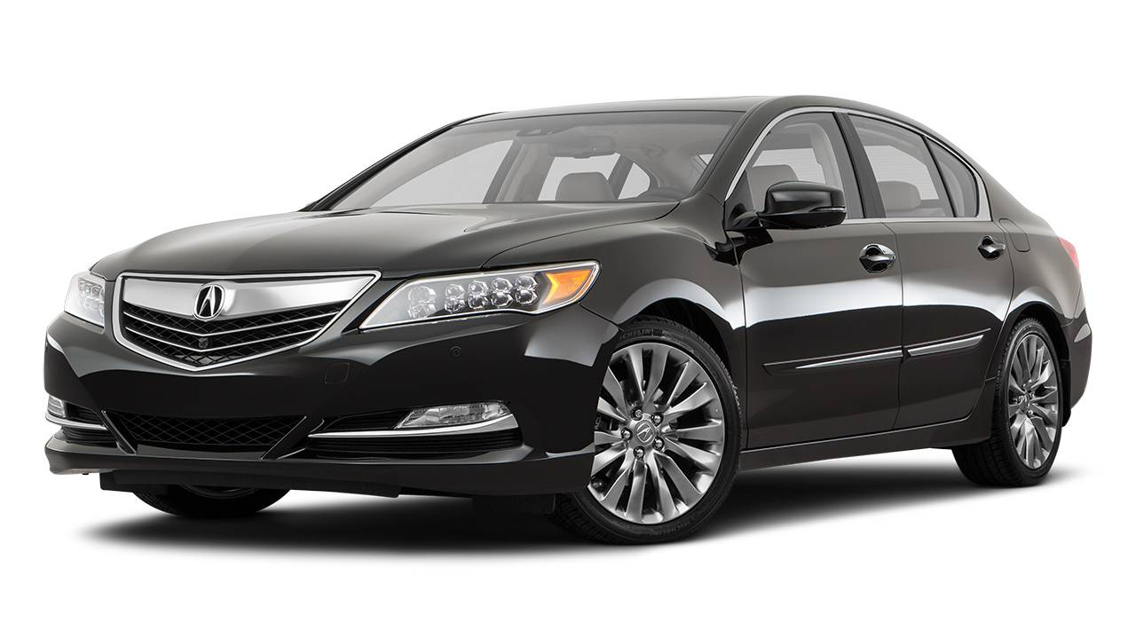 Lease A Acura RLX Hybrid Automatic AWD In Canada LeaseCosts - Acura hybrid 2018