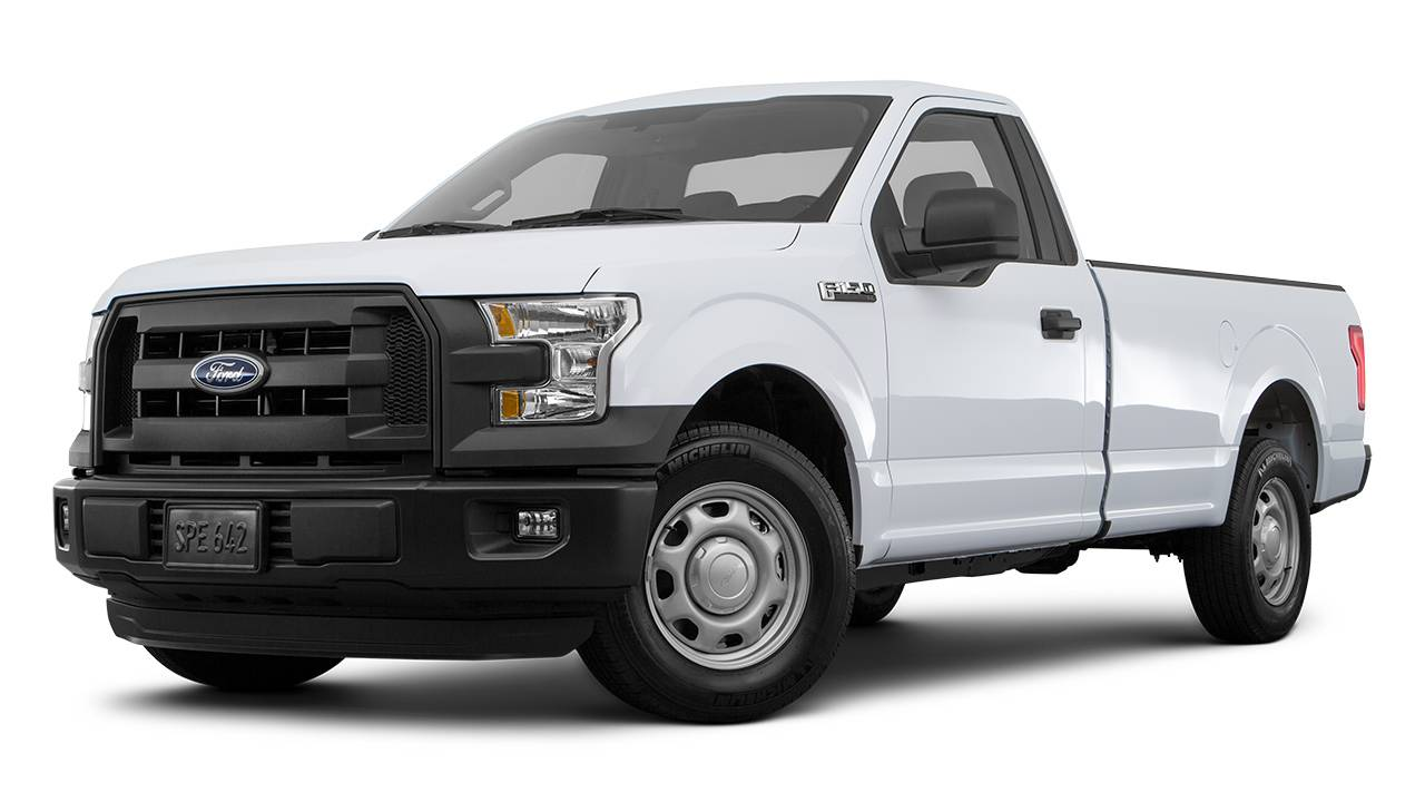 Lease A 2018 Ford F 150 Regular Automatic Awd In Canada