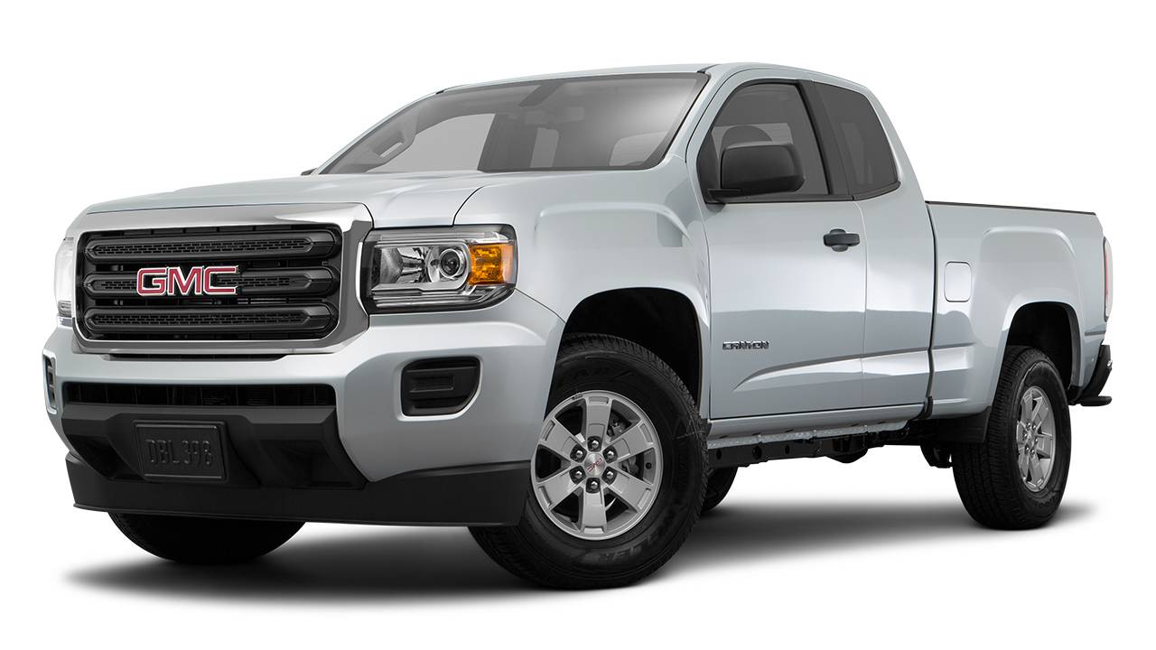 Lease A 2018 Gmc Canyon Sl Extended Cab Automatic 2wd In