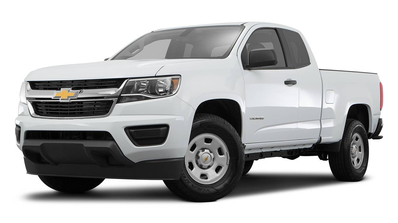 Lease A 2017 Chevrolet Colorado Extended Cab Automatic 2wd
