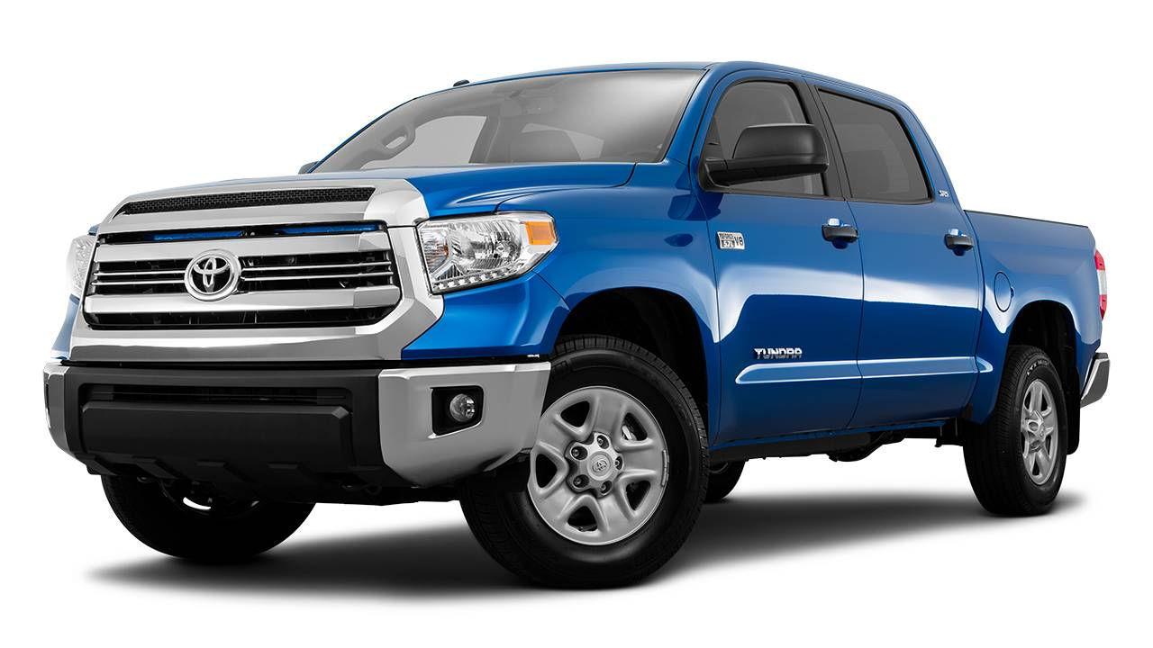 Lease A 2018 Toyota Tundra Dbl Cab Automatic 2wd In Canada