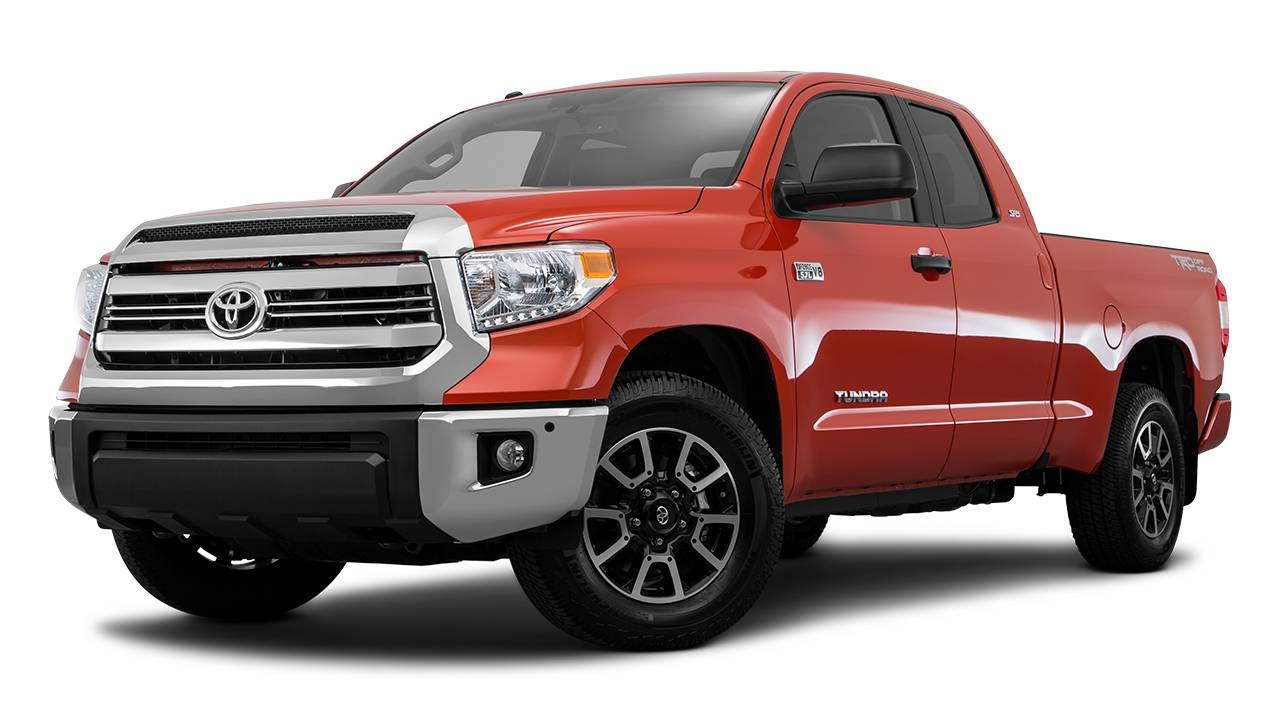 Lease a 2018 Toyota Tundra Reg Cab Automatic 2WD in Canada | Canada LeaseCosts