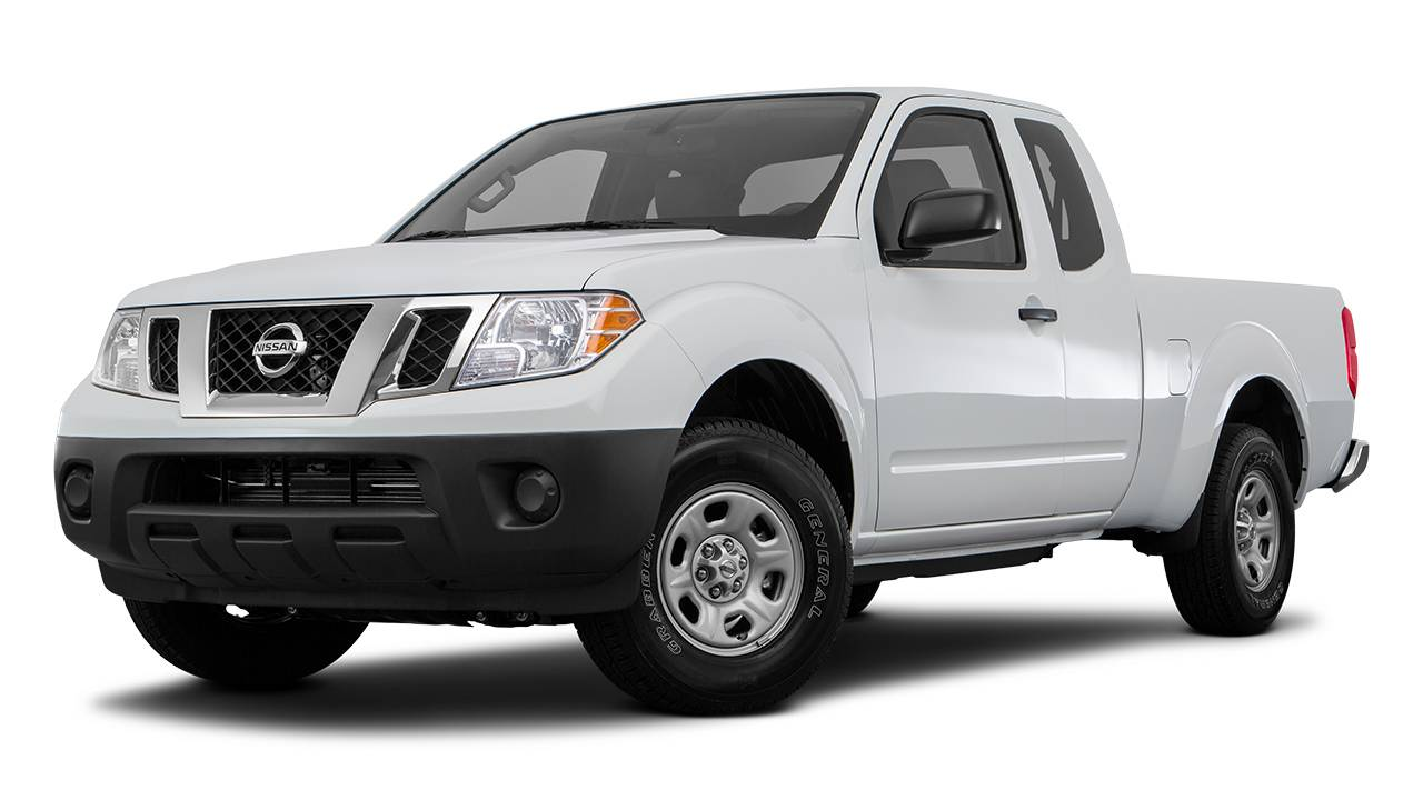 Lease a 2018 Nissan Frontier King Cab S Automatic 2WD in Canada ...