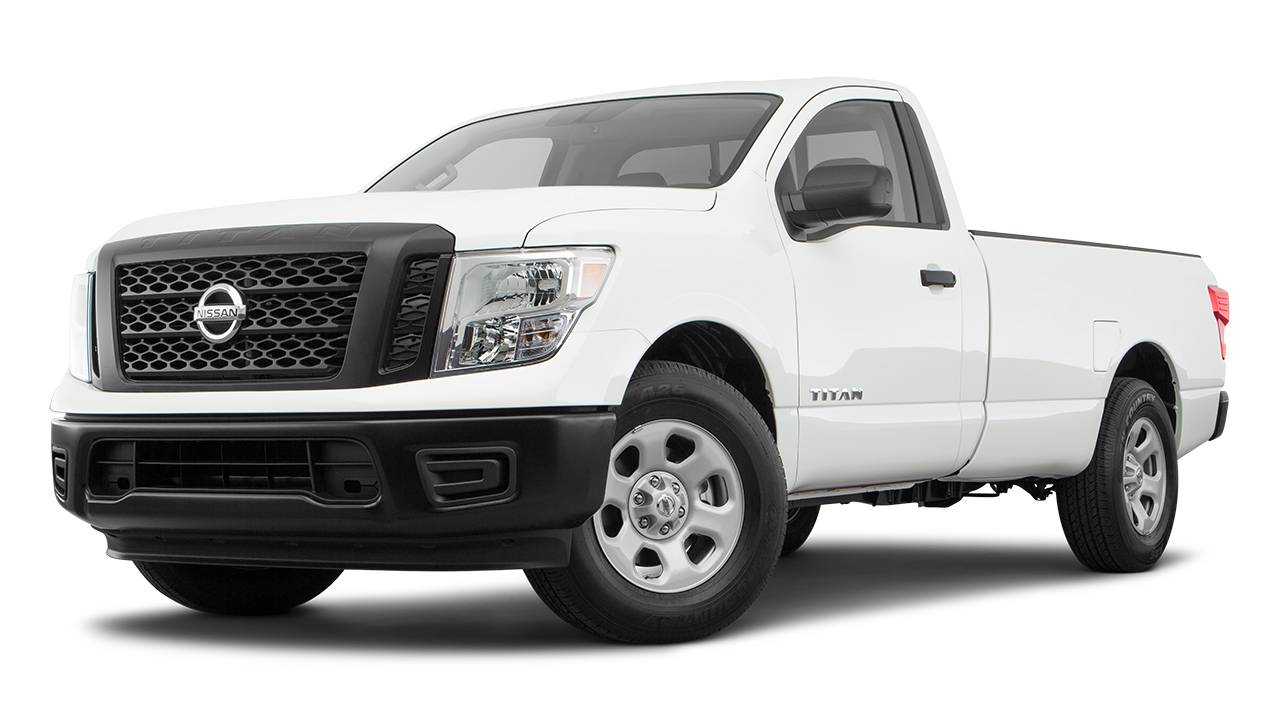 Lease A 2018 Nissan Titan Xd Single Cab Automatic 2wd In