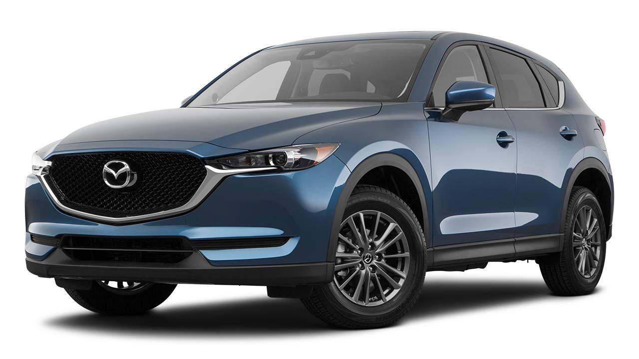 Lease a 2018 Mazda CX-5 GX Manual 2WD in Canada ...