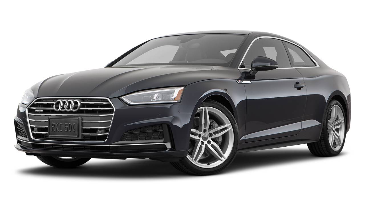 Lease a 2018 Audi A5 Coupé Automatic AWD in Canada | LeaseCosts Canada
