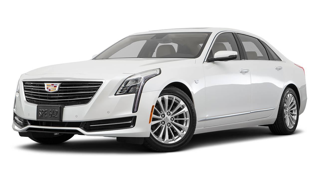 Lease A 2018 Cadillac Ct6 2 0l Turbo Sedan Automatic 2wd