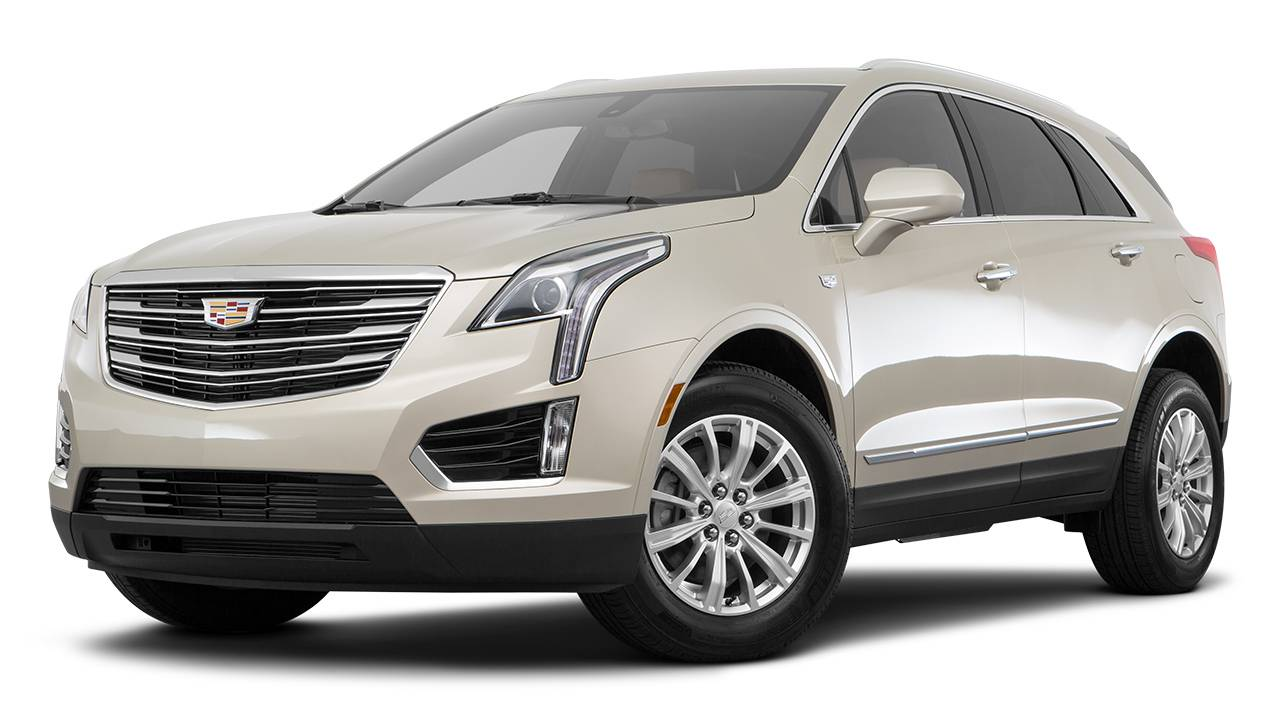 Lease a 2018 Cadillac XT5 Base Automatic AWD in Canada ...