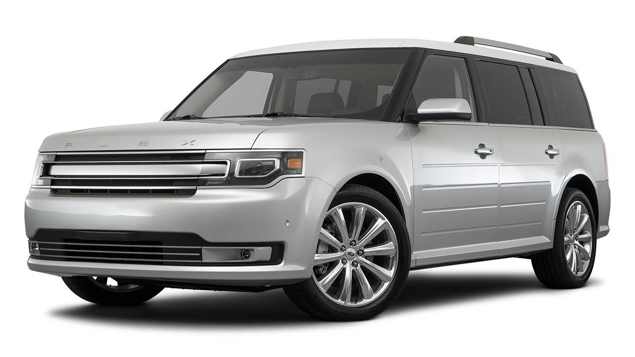 Lease A 2018 Ford Flex Se Automatic 2wd In Canada