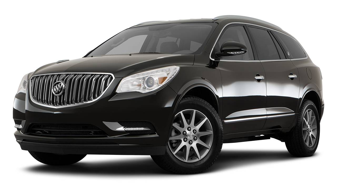 Lease A 2018 Buick Enclave Leather Automatic Awd In Canada