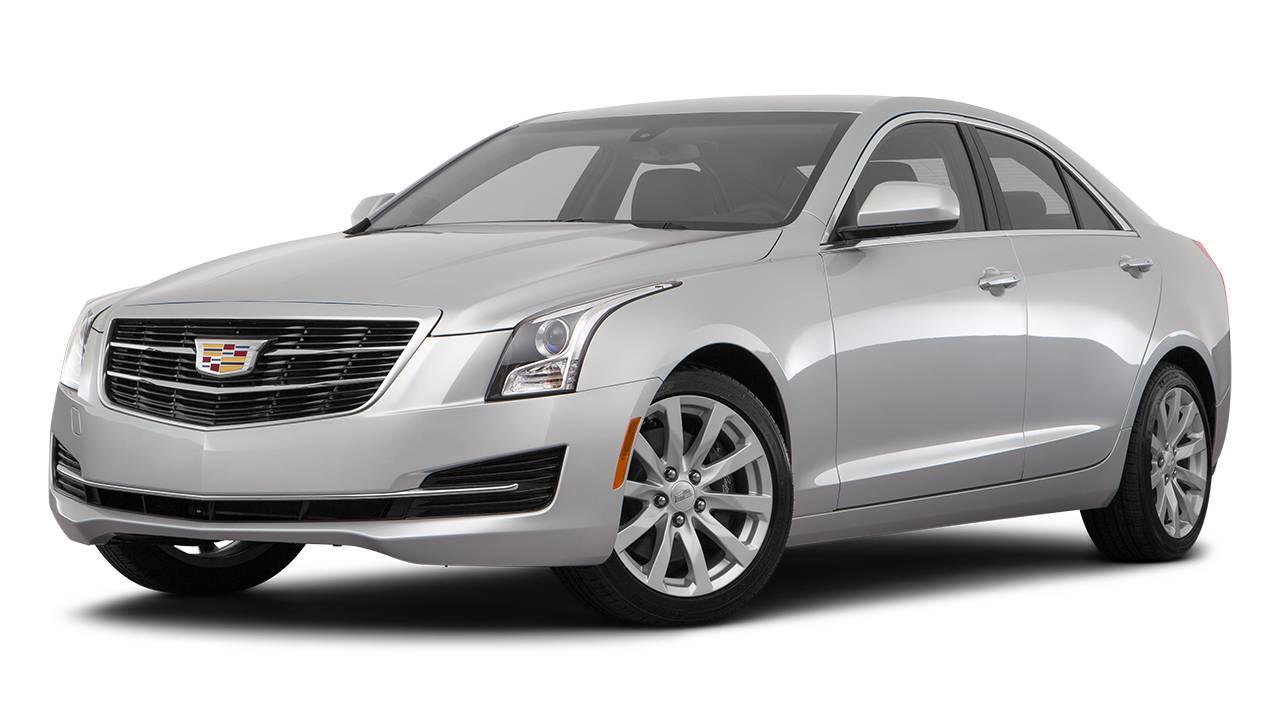 Lease A 2018 Cadillac ATS 2.0L Turbo Base Sedan Automatic