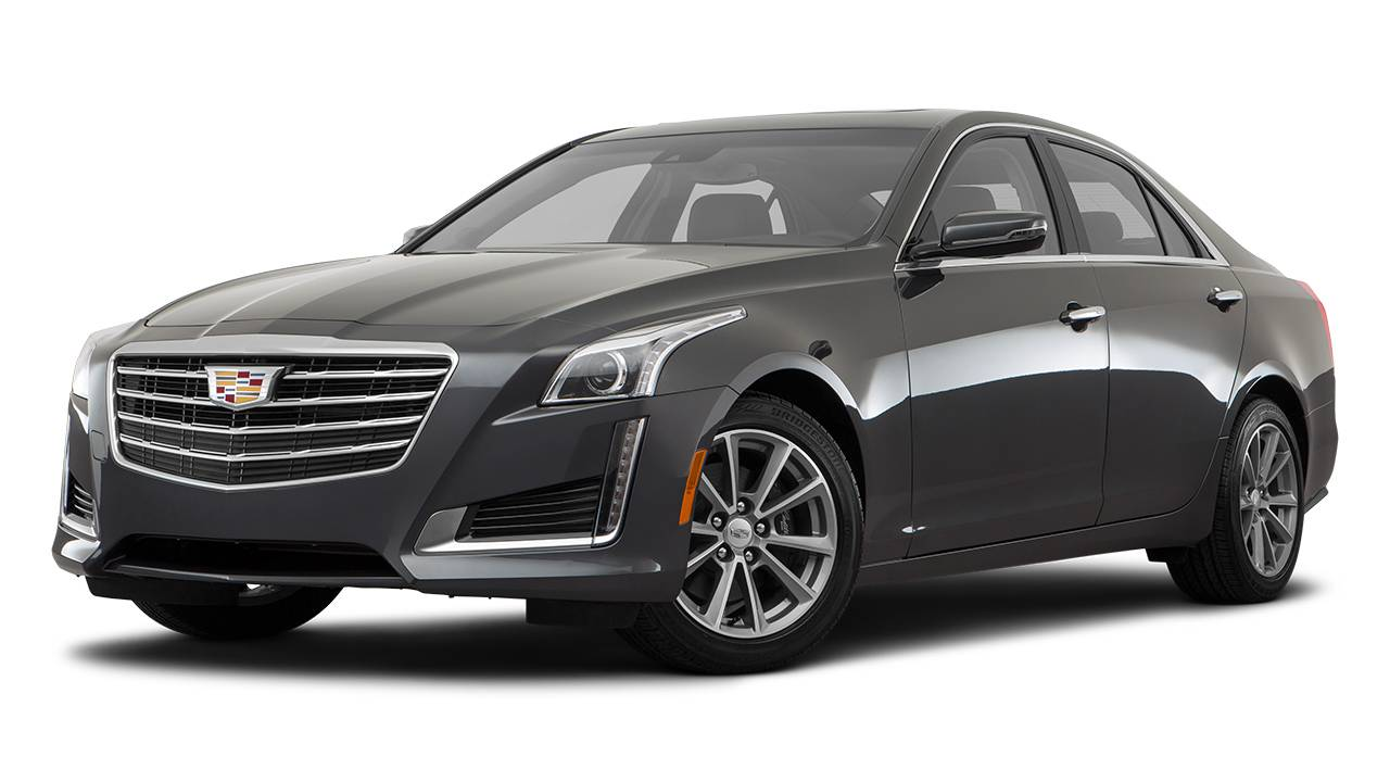 Lease A 2018 Cadillac Cts 2 0l Turbo Automatic 2wd In