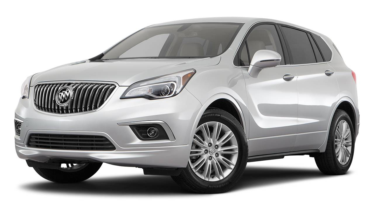 Lease a 2018 Buick Envision Preferred Automatic AWD in ...