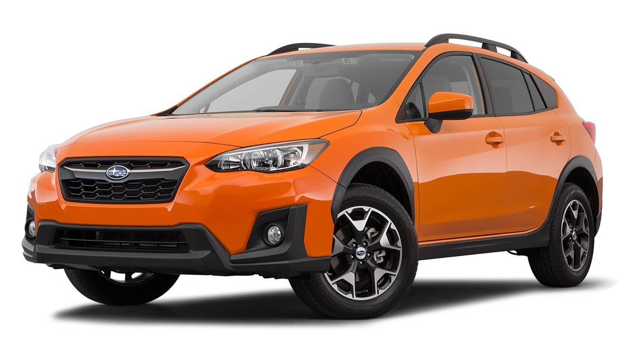 Lease A 2018 Subaru Crosstrek Convenience Manual Awd In Canada Canada Leasecosts