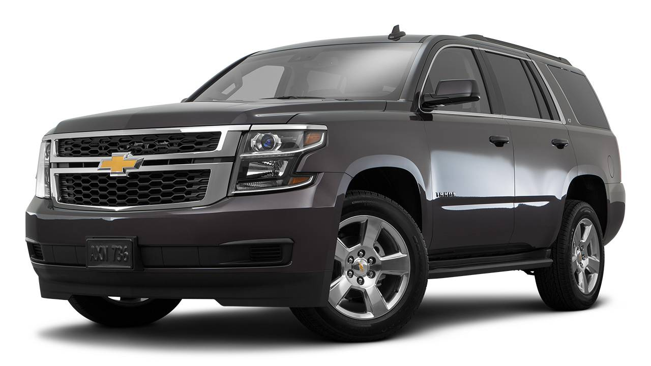 Lease A 2017 Chevrolet Tahoe Ls Automatic 2wd In Canada
