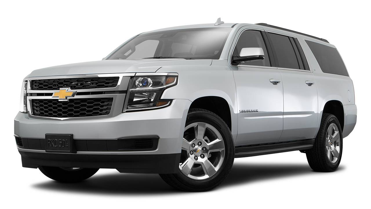 Lease a 2017 Chevrolet Suburban LS Automatic 2WD in Canada | Canada LeaseCosts