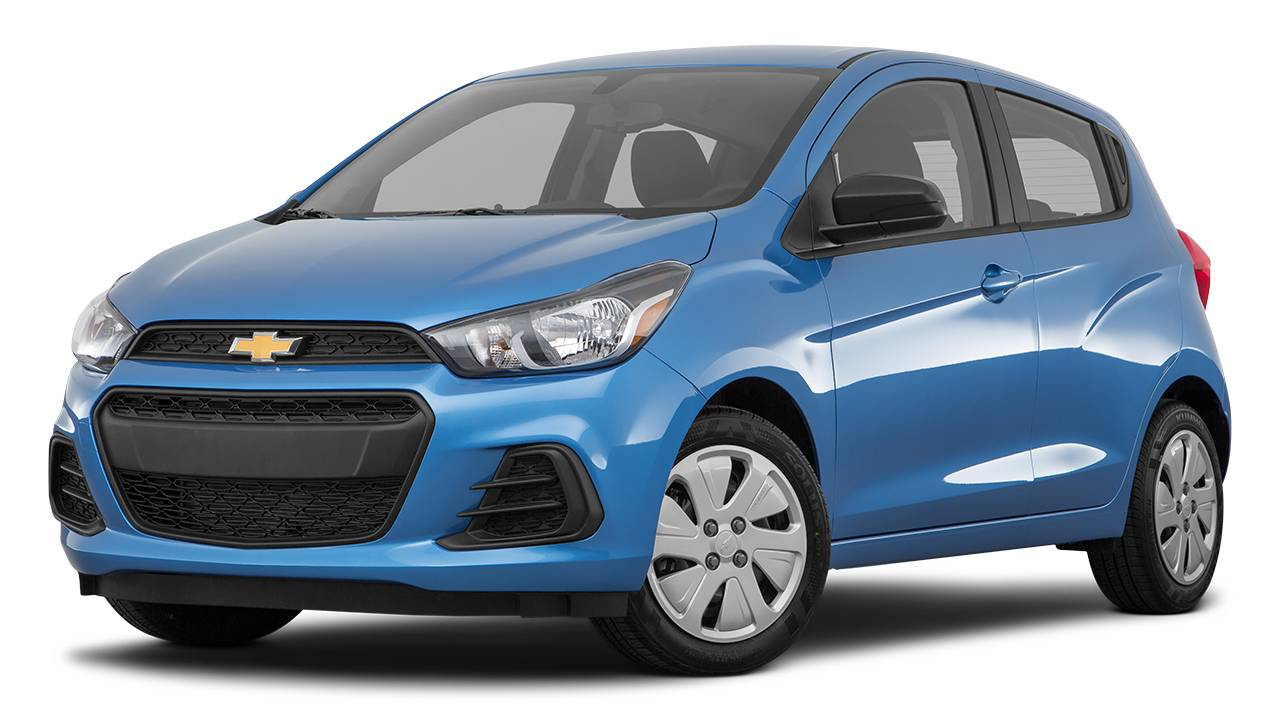 Lease A 2018 Chevrolet Spark Ls Automatic 2wd In Canada