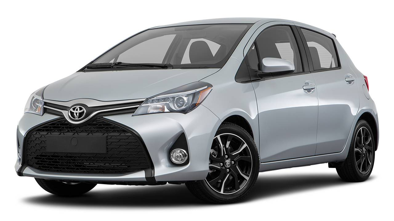 Lease A 2018 Toyota Yaris Hatchback Manual 2wd In Canada