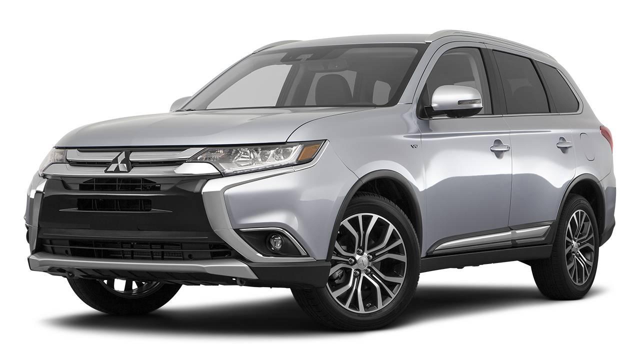 Lease a 2018 Mitsubishi Outlander ES CVT AWD in Canada ...