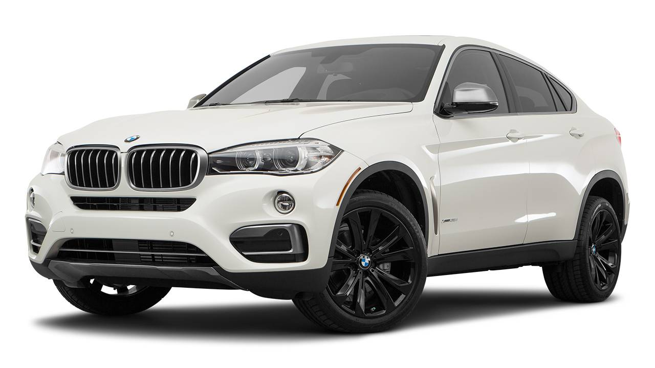 Lease A 2017 Bmw X6 Xdrive35i Automatic Awd In Canada