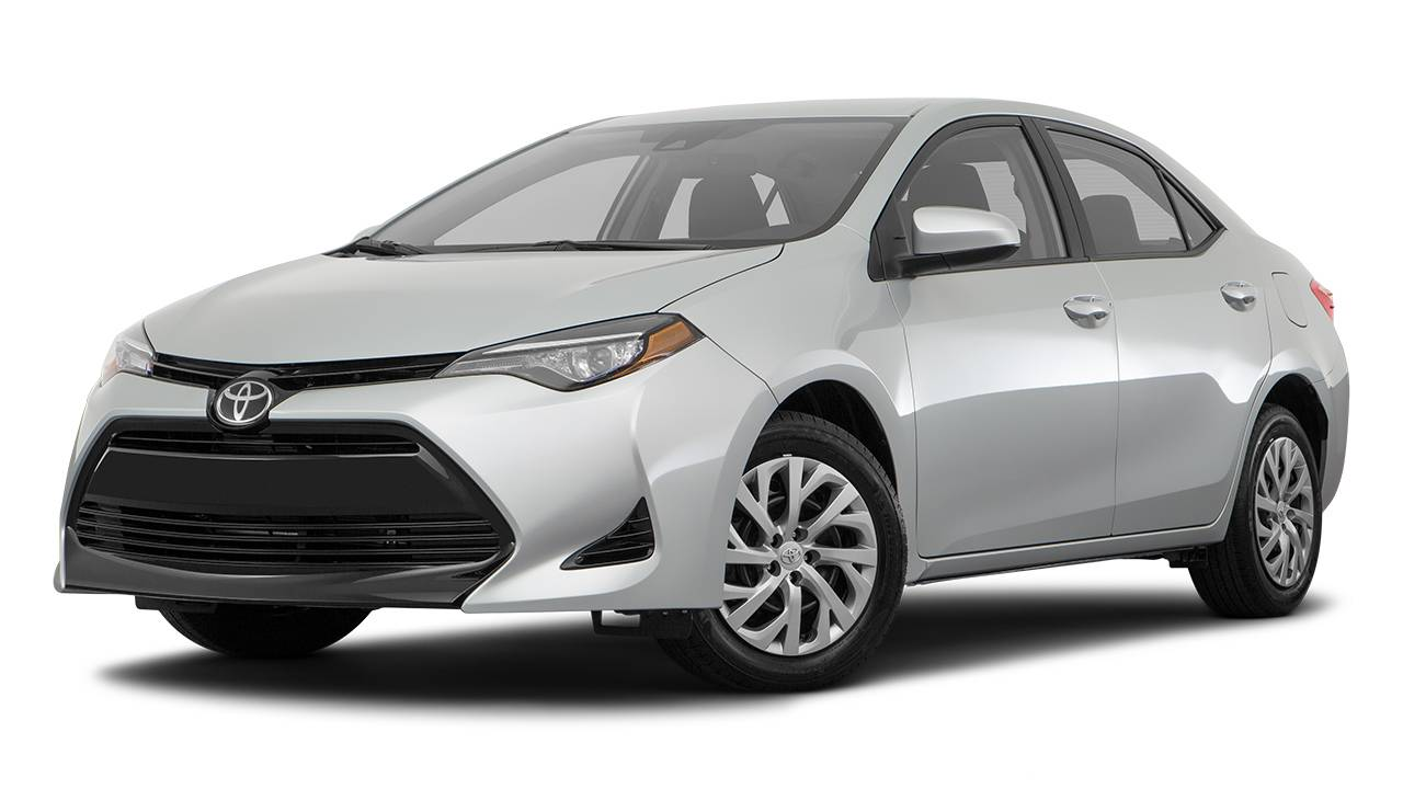 Lease a 2018 Toyota Corolla CE CVT 2WD in Canada ...