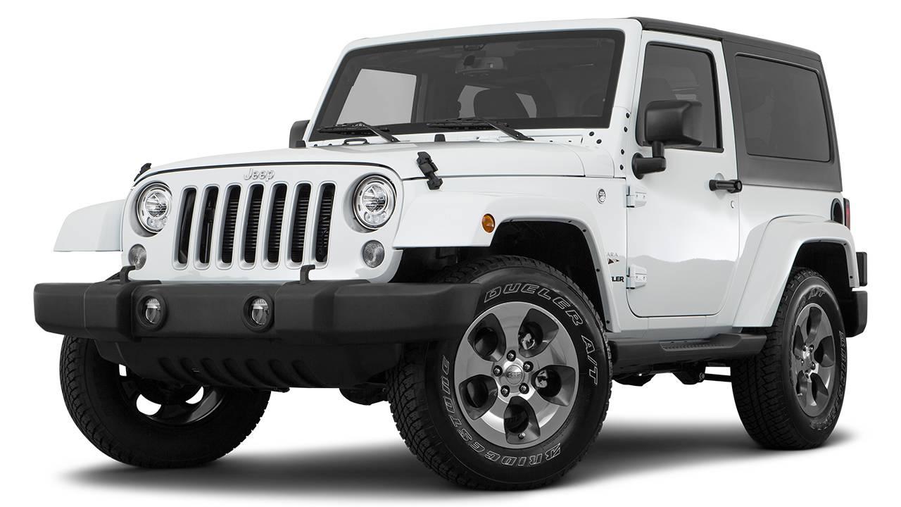 2018 Jeep Wrangler Sport Automatic AWD
