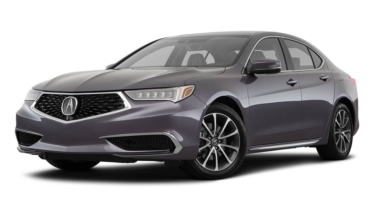 Lease A 2018 Acura Tlx Automatic Awd In Canada Canada