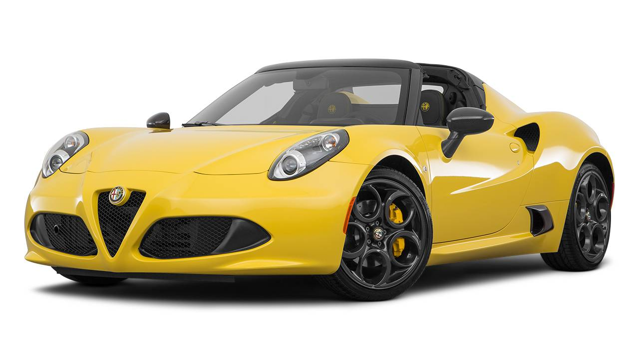 lease a 2017 alfa romeo 4c spider automatic 2wd in canada. Black Bedroom Furniture Sets. Home Design Ideas