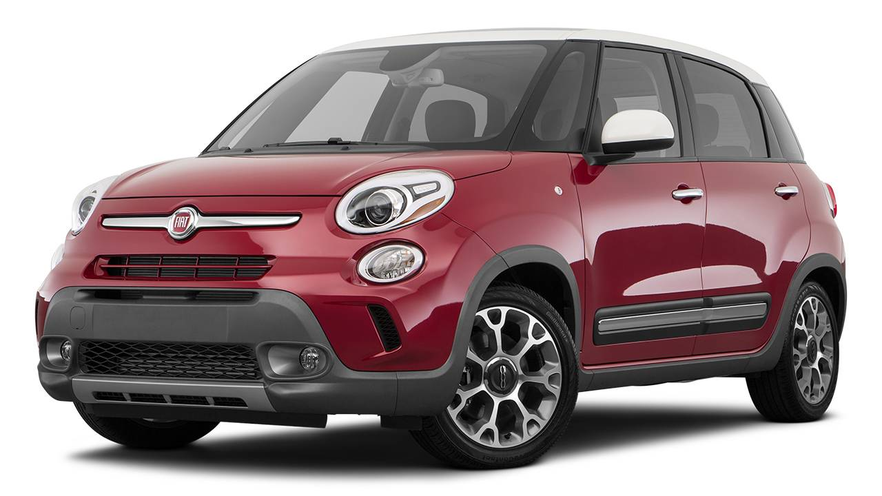 Lease A 2018 Fiat 500l Sport Automatic 2wd In Canada