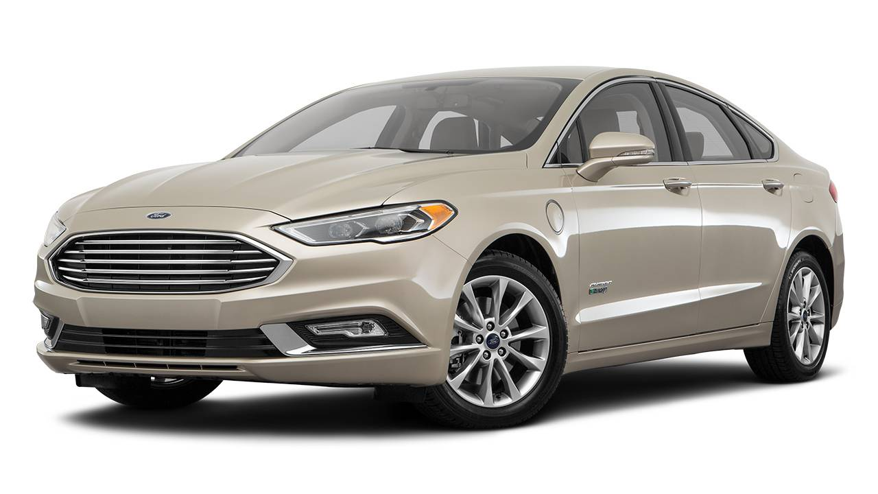 Ford canada fusion electric se