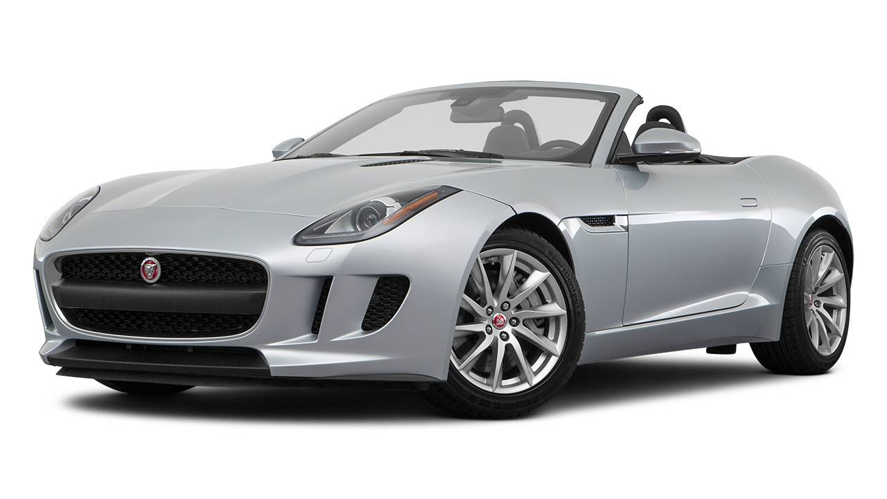 Lease A 2019 Jaguar F Type Convertible Automatic 2wd In Canada