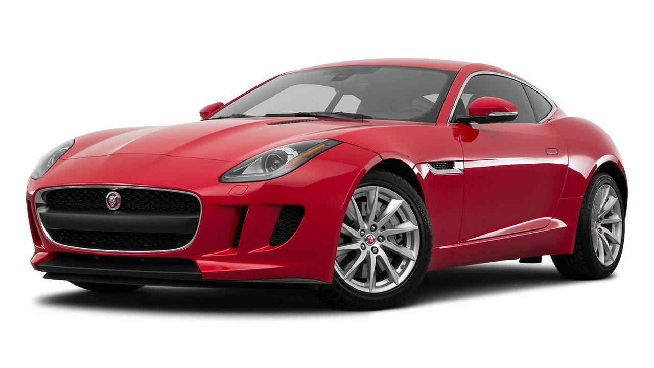 Car Brands Starting With F >> Lease a 2018 Jaguar F-Type Coupe Automatic 2WD in Canada ...