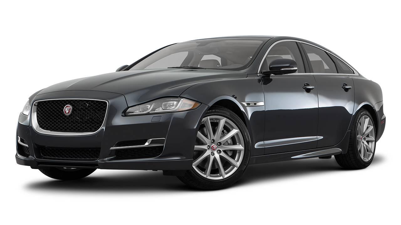 Perfect 2018 Jaguar XJ Standard Wheelbase Automatic AWD