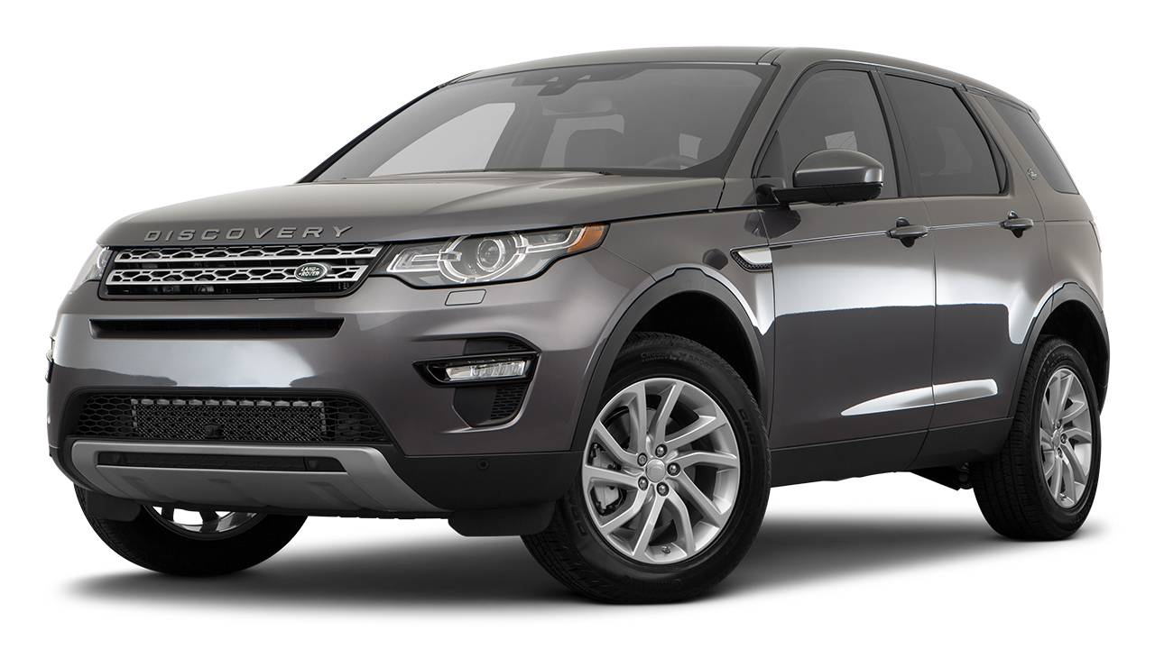 Lease A 2018 Land Rover Discovery Sport Automatic Awd In