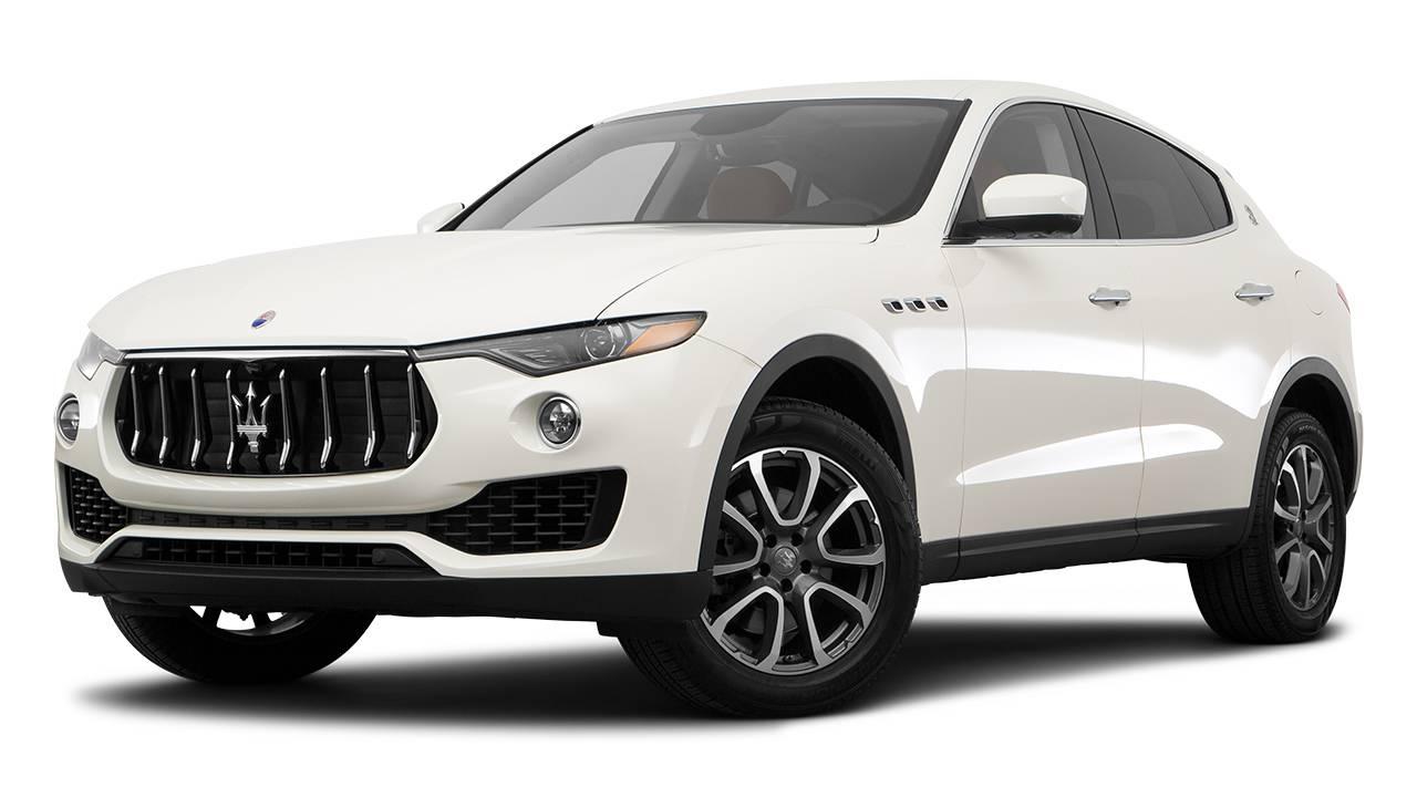 Maserati levante canada
