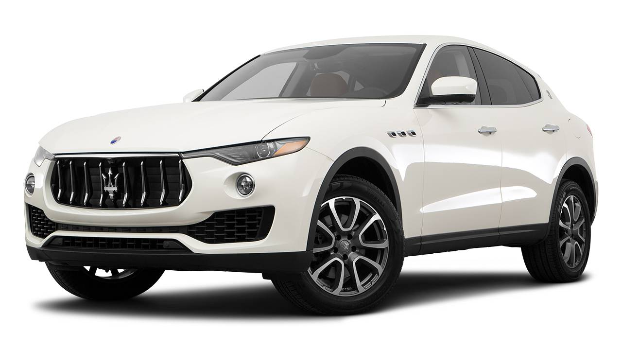 Buick Suv Lease >> Lease a 2018 Maserati Levante Automatic AWD in Canada | LeaseCosts Canada